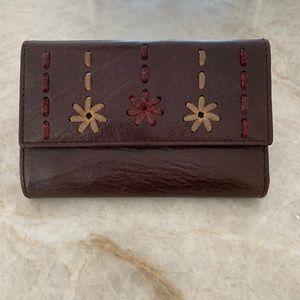 Vintage Ralph Lauren leather wallet